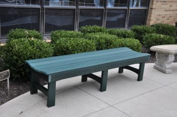4' Garden Bench - Recycled Plastic