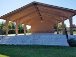 Wooden Band Shell
