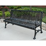 6' Cena Bench - Recycled Plastic